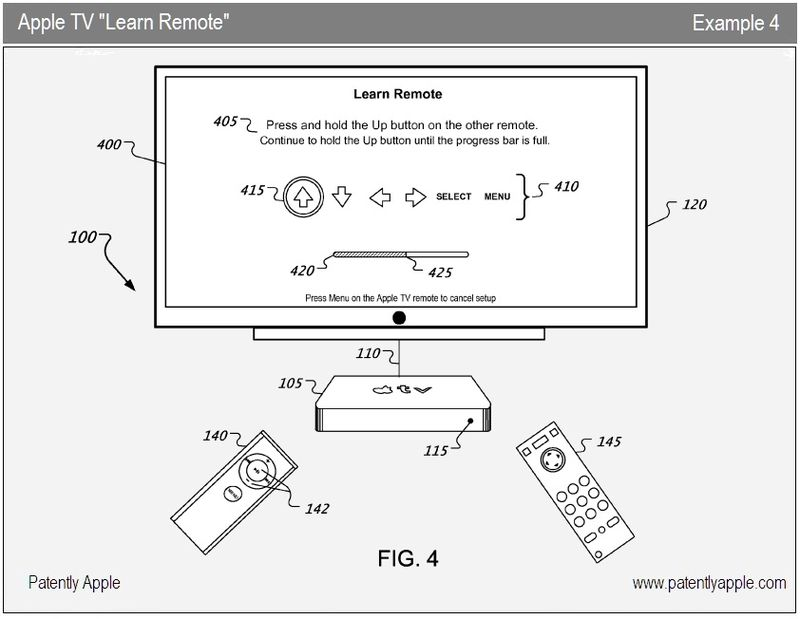5 - Apple TV Learn-Remote Example 4
