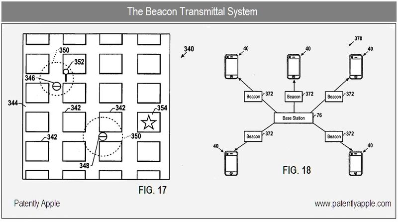 4 - beacon transmittal system