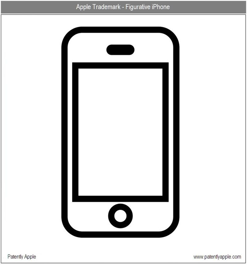 3 - Figurative iPhone - Trademark Design
