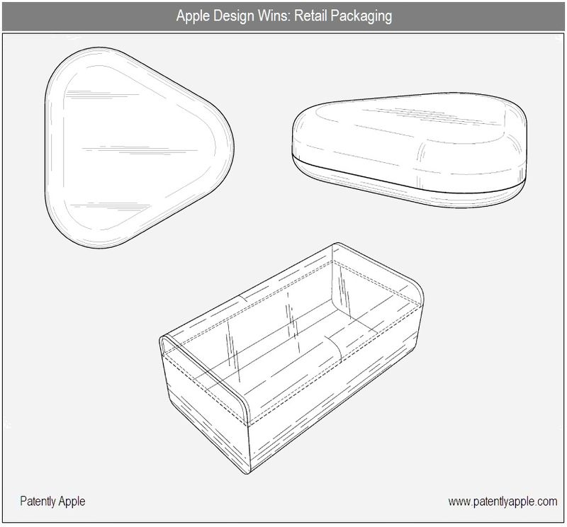 6 - Apple Inc, Retail Packaging Design Wins