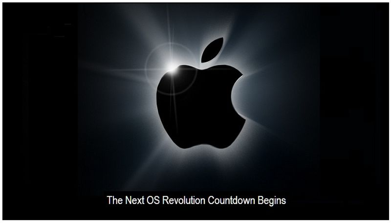 1 - Cover - The Next OS Revolution Countdown Begins