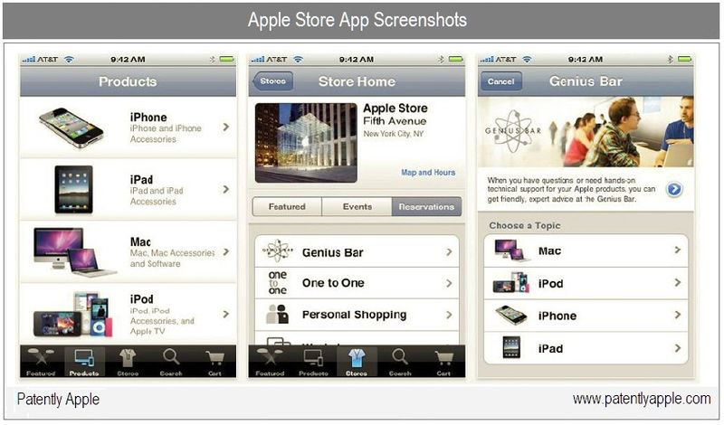 5 - Apple Store App Screenshots
