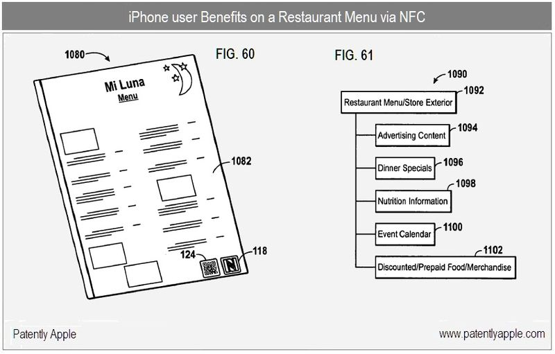 5 - Restaurant Menu Benefits via NFC