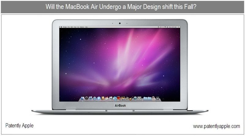 1 - Cover - MacBook Air Hybrid Concept Report - AirBook brand idea - V2