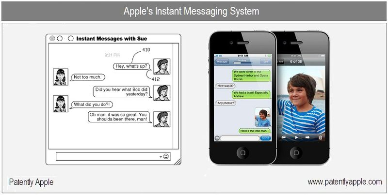 Apple's Instant Messaging System
