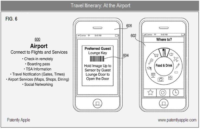 5 - Airport intinerary