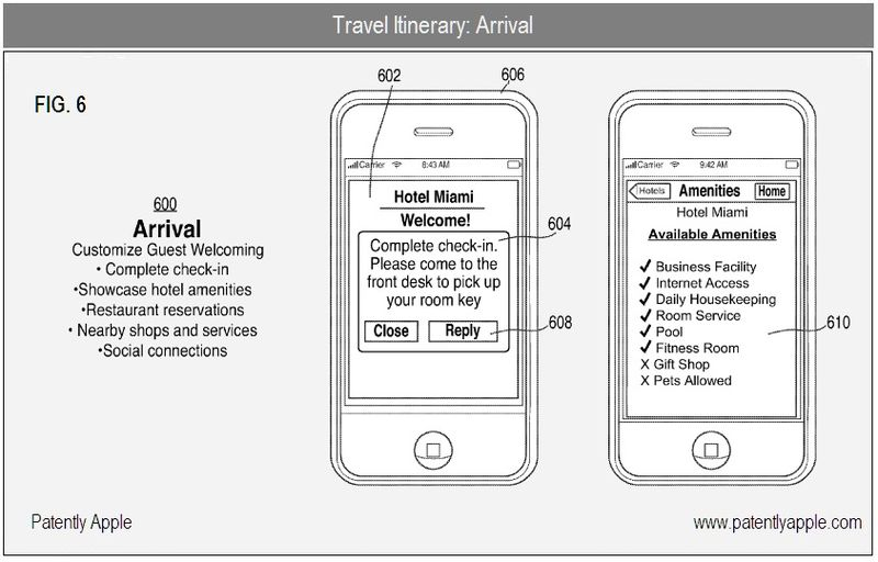 3 - Arrival - travel itinerary
