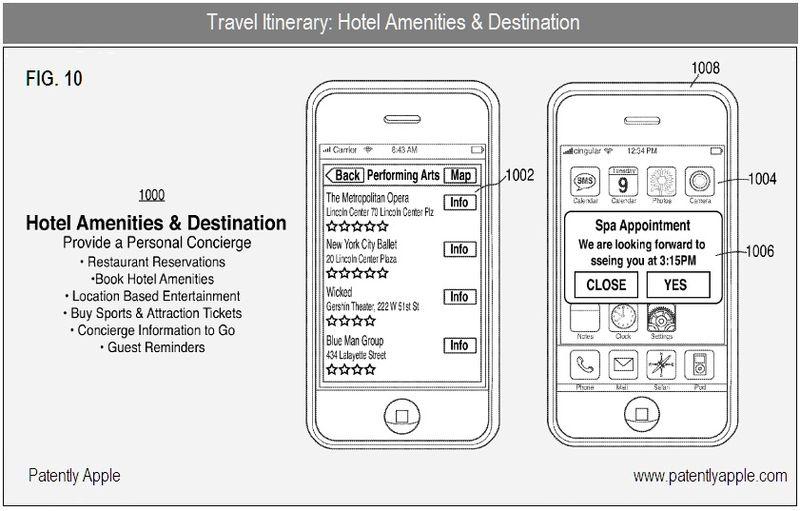 5 - hotel amenities form