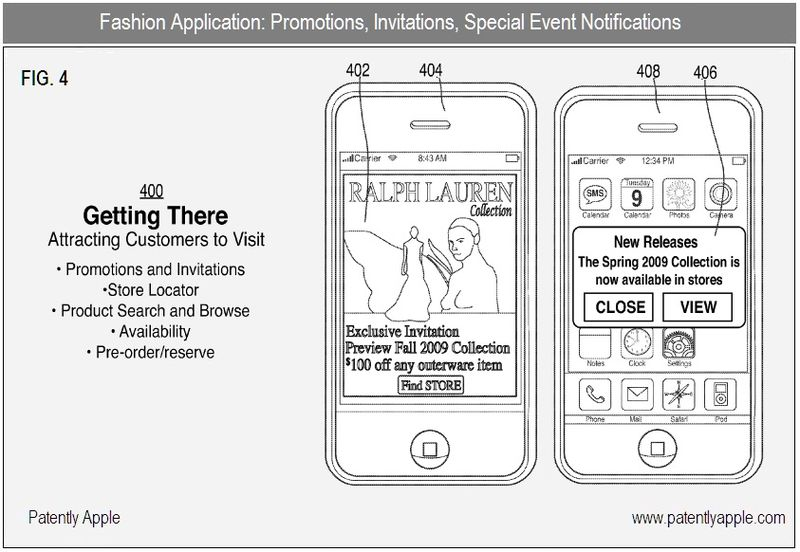 2 Fachion app - promos, invites, specical event notifications