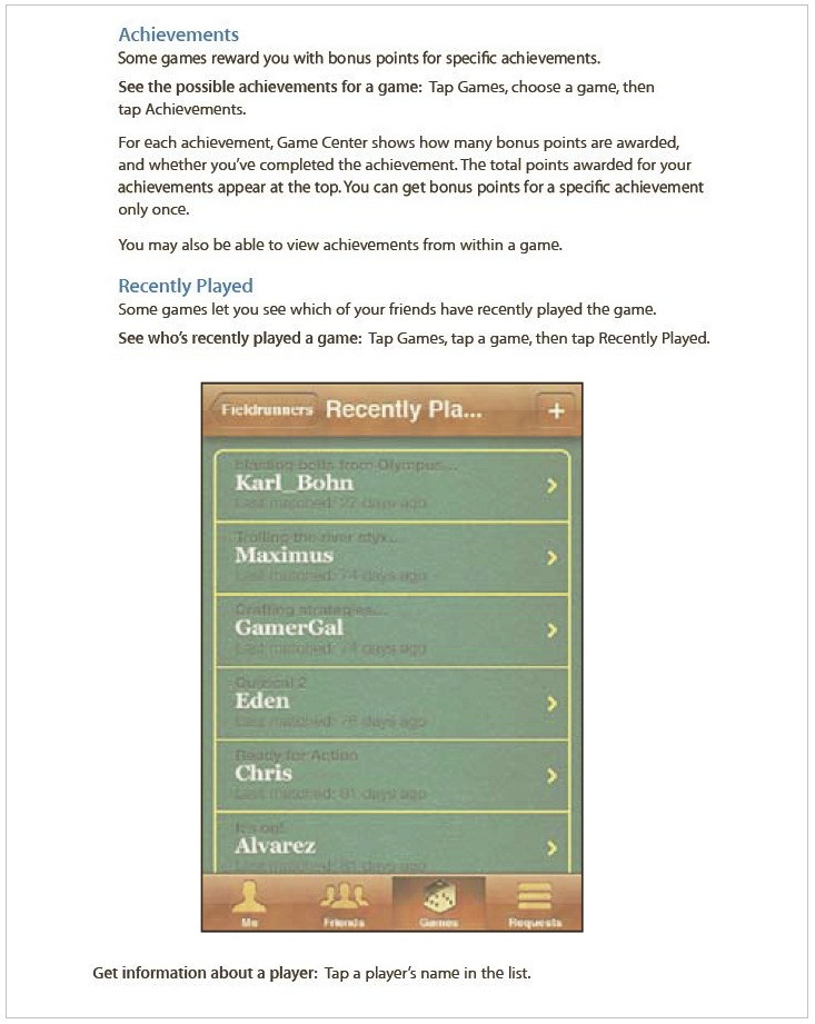 GAME CENTER PAGE 6