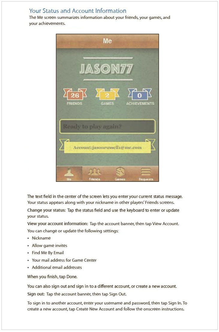 GAME CENTER PAGE 9