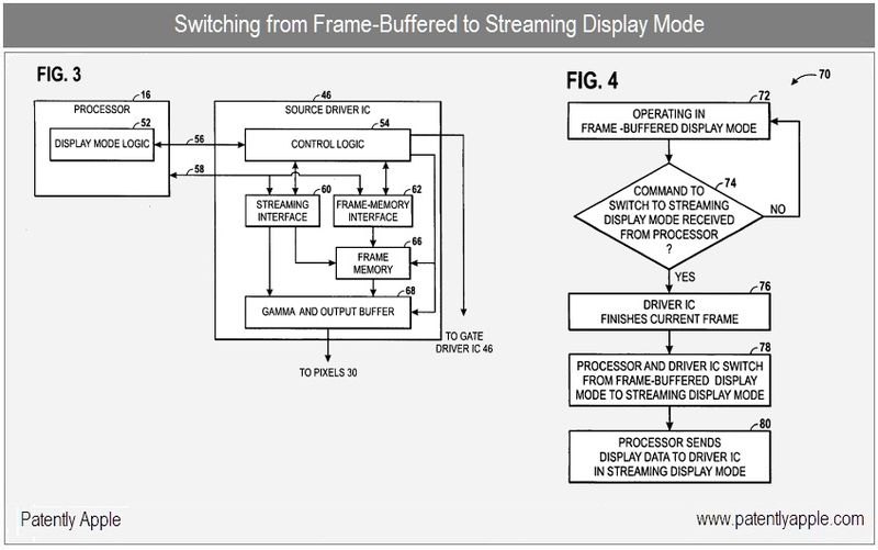 2 - switch from frame bufferedt to steaming display mode