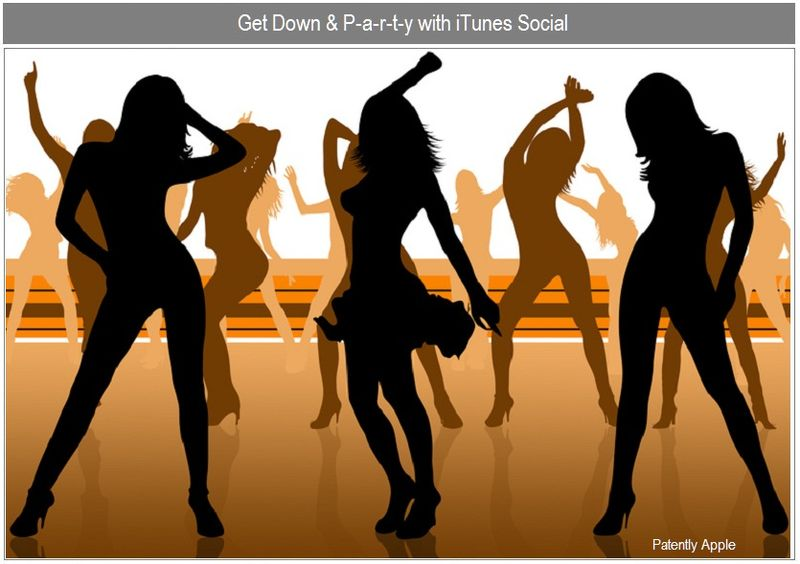 1 - Cover - PARTY with iTunes Social