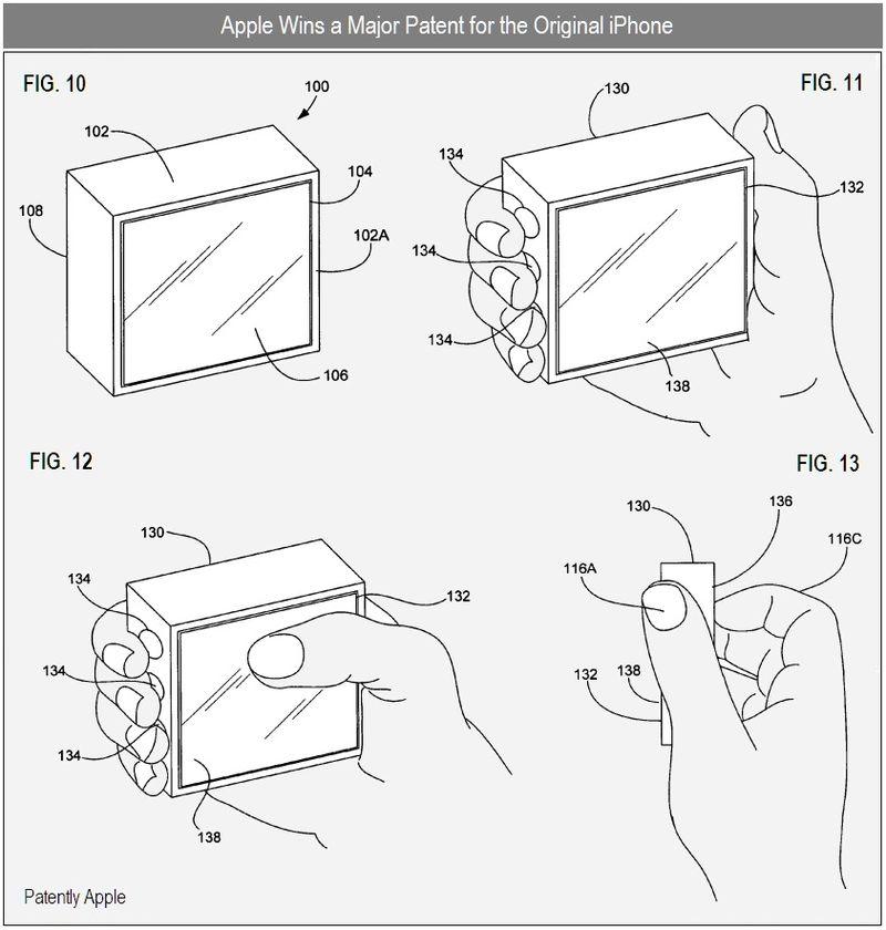 2 - The original iPhone graphics