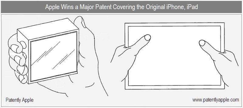 1 - Cover - Original iPhone, iPad patents
