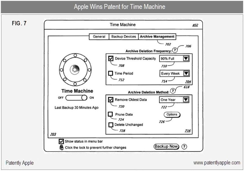 4 - TIME MACHINE PATENT