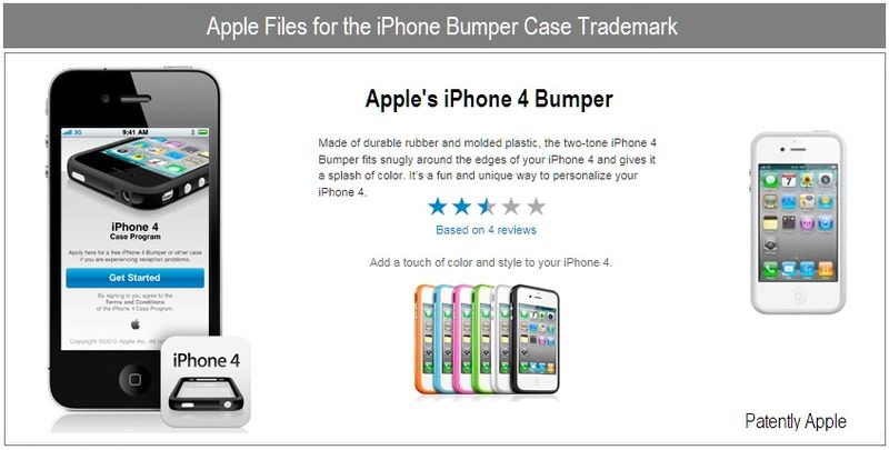 1AA - apple bumper trademark filing oct 2010