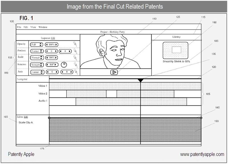 4 Update B - Apple Inc - Final Cut Pro Patent Graphics - report Nov 4, 2010