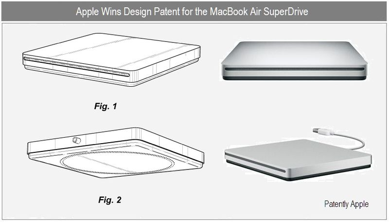 3 - MacBook Air SuperDrive - Granted patent, v2
