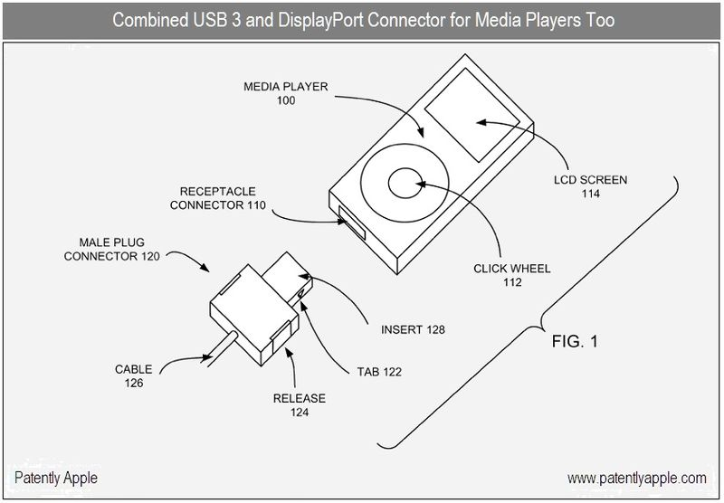 5 - usb 3 & displayport combined connector