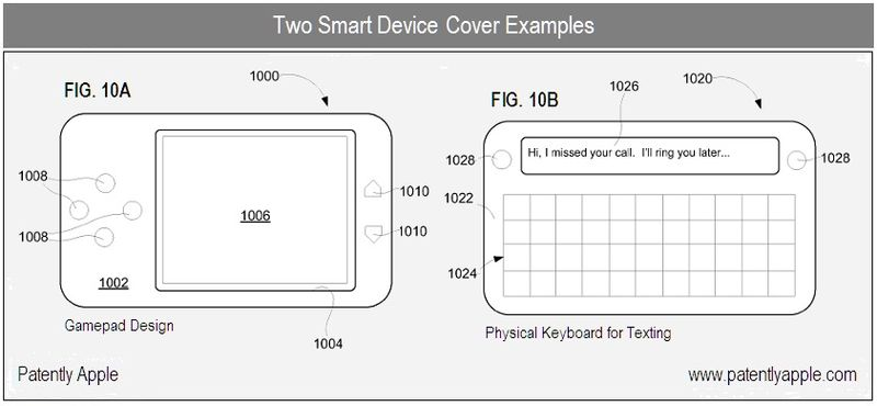 4 - SMART DEVICE COVER EXAMPLES - FIGS 10A & B