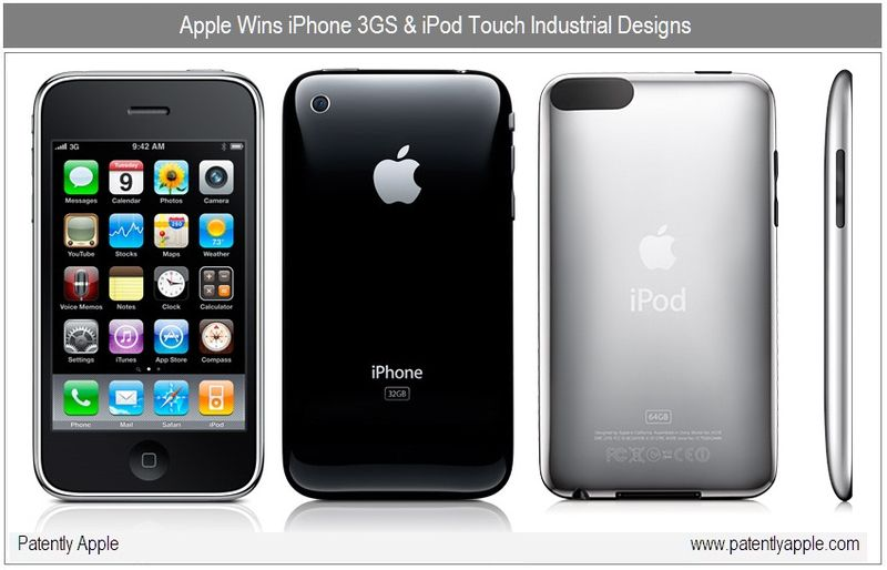 1 Cover - iPhone 3GS & iPod Touch Design Wins Apr 2010