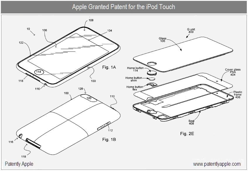 6a0120a5580826970c01347fd7fbc4970c pi apple wins patents for smart garment, ipod touch and more patently