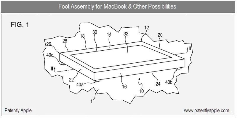 5 - foot assembly