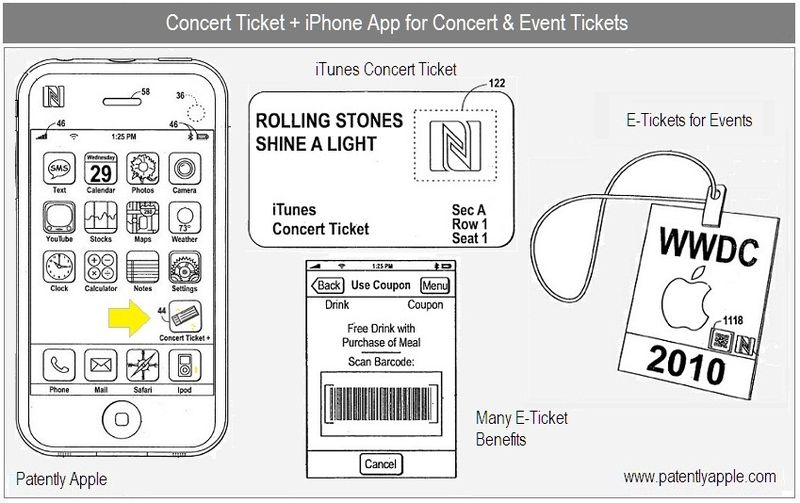 1 - COVER - CONCERT TICKET + APPLICATION