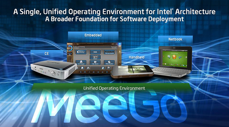 5 - MEEGO RE SINGLE UNIFIED OPERATING ENVIRONMENT