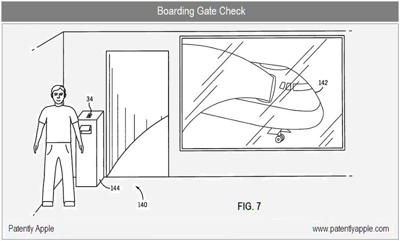 6 - Board Gate Check, iTravel for iPhone