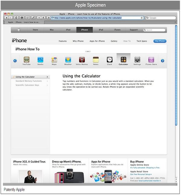 Apple Files Trademark for the iPhone's
