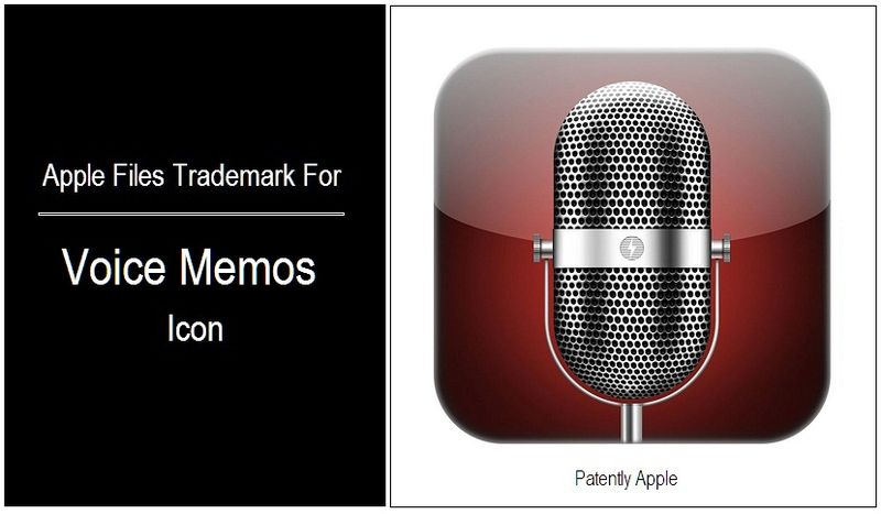 1 - COVER - VOICE MEMOS ICON