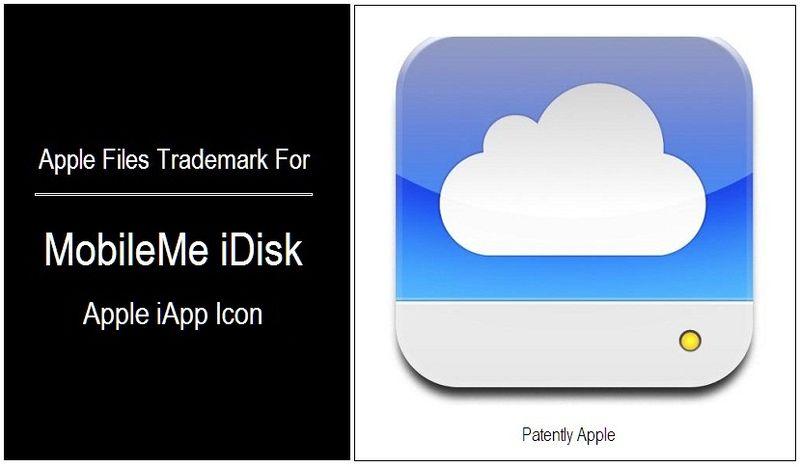 1 - COVER - MobileMe iDisk - Apple iApp Icon, v2