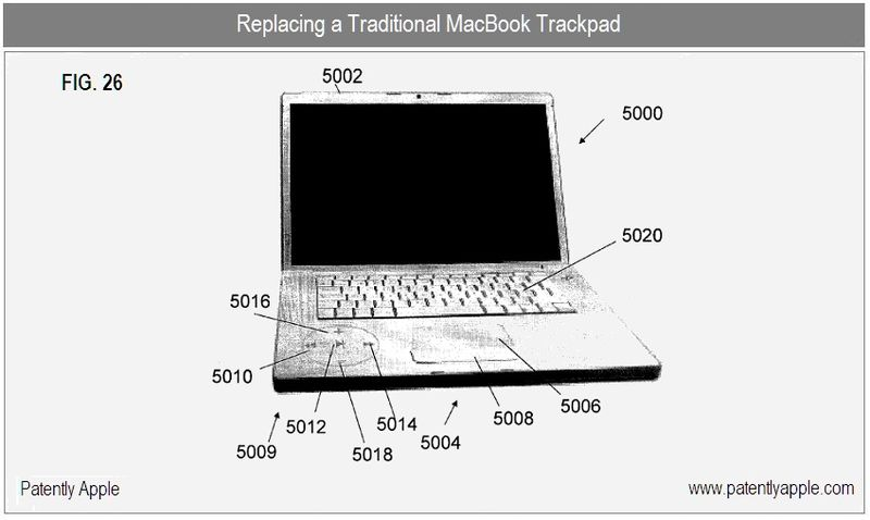 5 - Replace Trackpad