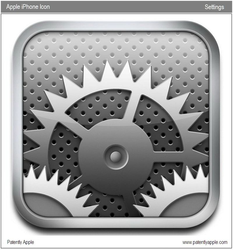 3 - Settings icon TM