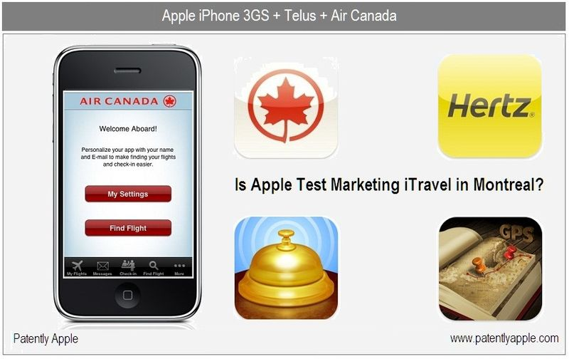 1 Cover - iTravel in Test Marketing - final b