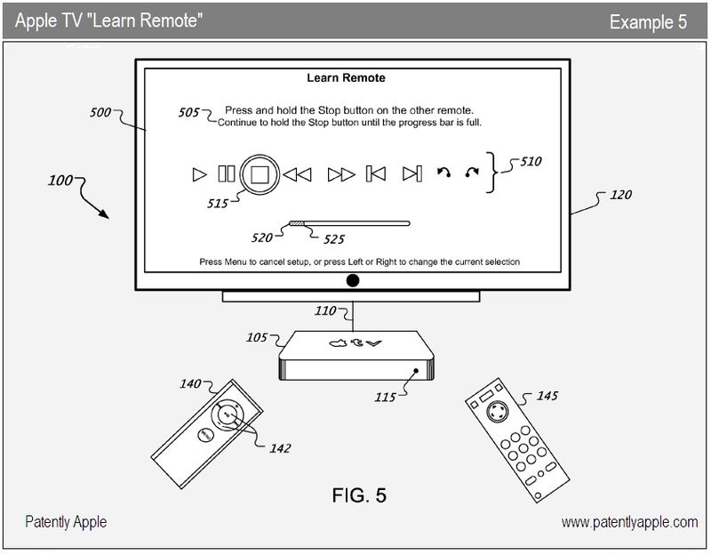6 - Apple TV Learn-Remote Example 5