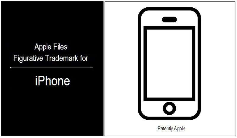 1 - Figurative Trademark for iPhone