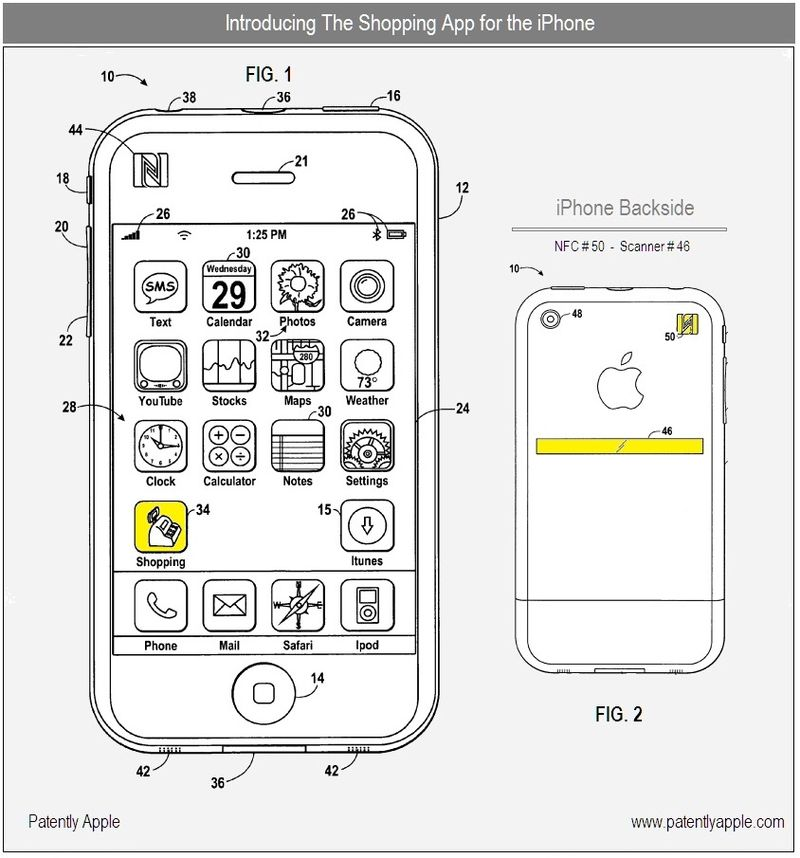 2 - Apple Inc, Shopping App & Icon