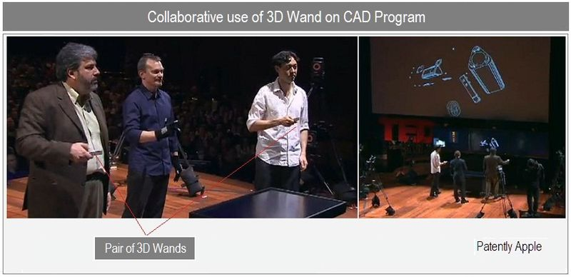 4 - 3D Wands in use