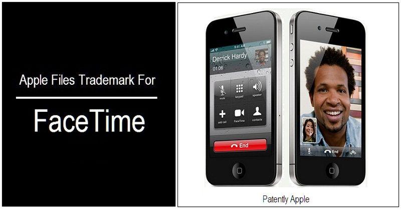 1 - Cover - Apple Inc, FaceTime TM