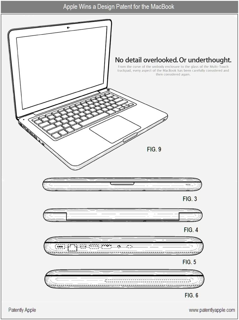 3 - Apple Inc, MacBook - design win June 2010 - 2