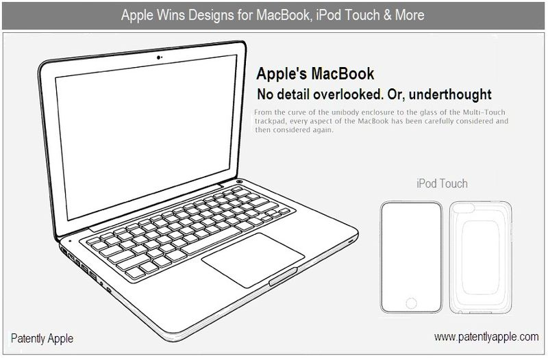 1c - Cover - Apple Inc, Macbook design win - june 2010