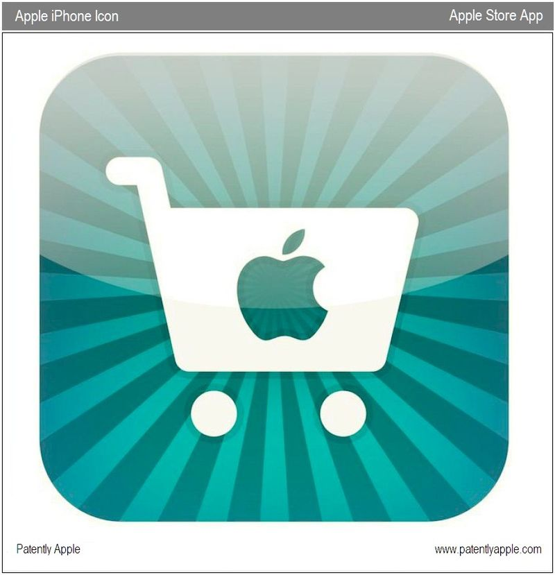3 - Apple Inc - Apple Store App Icon for iPhone