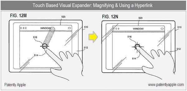apple wins patents for dashboard  u0026 future ipad feature