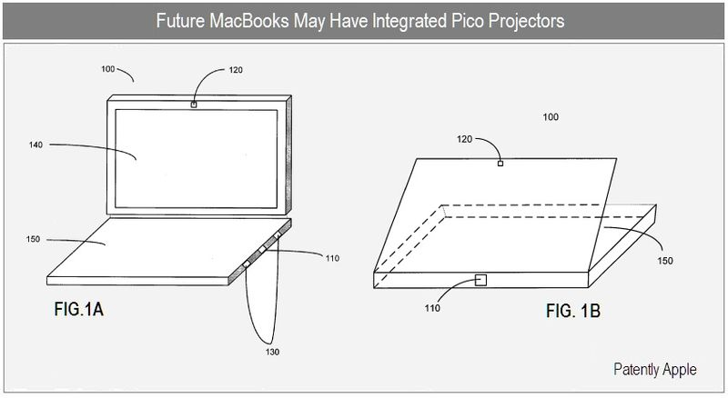 4 - macbook or MacBook Air - projector system