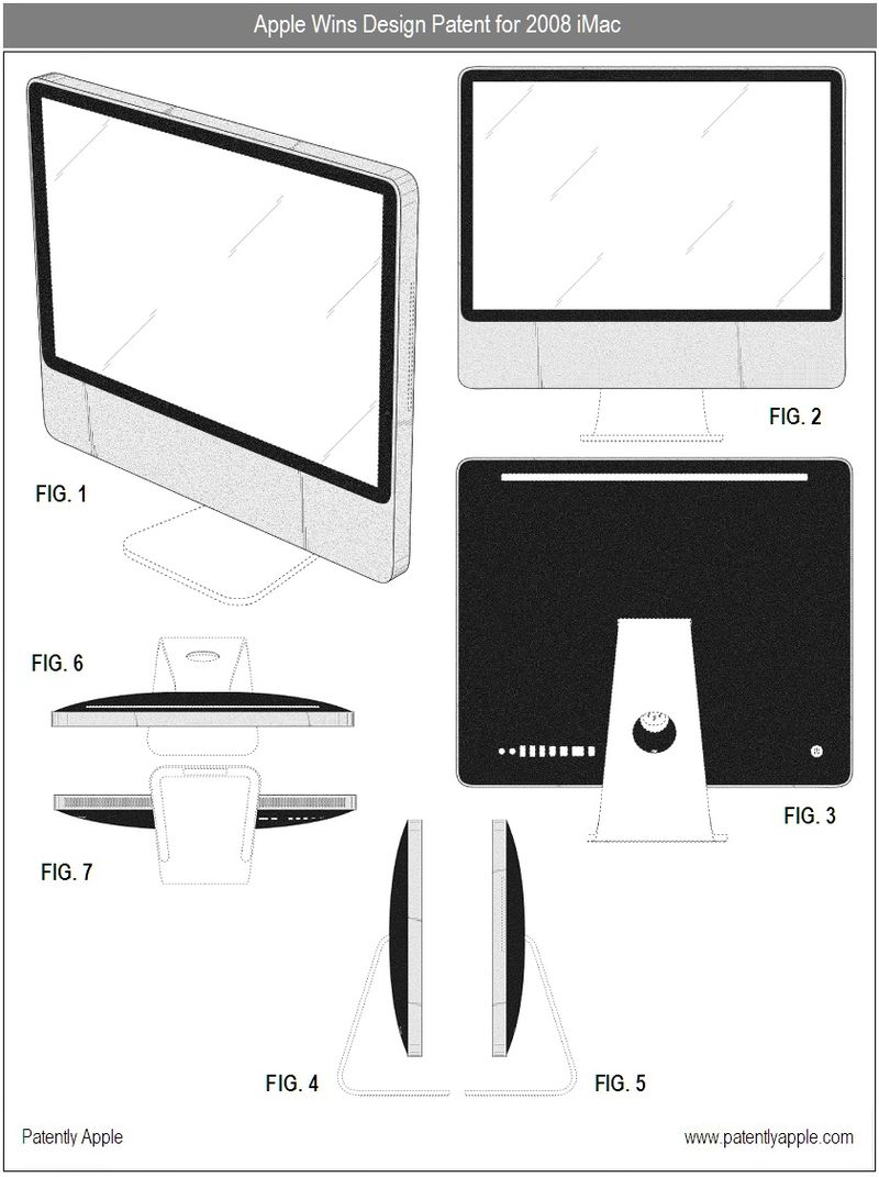 2 - Apple Inc, iMac Design Win - 2008-2008 Design