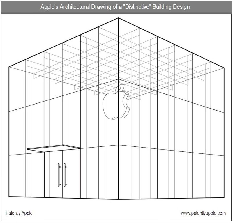 3b - Apple's Glass Store Architecture Drawing - Aug 2010
