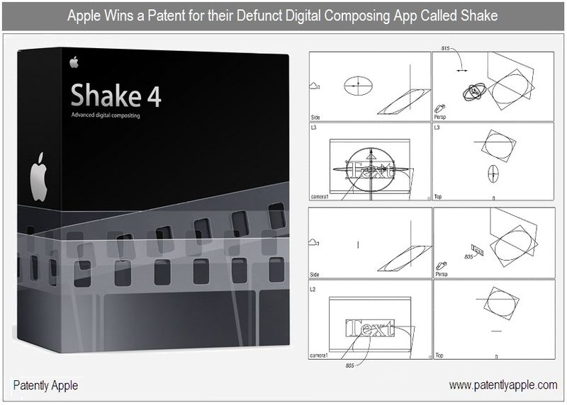 4 - Shake - defunct digital composing app - Apple